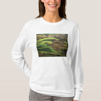 USA, Washington. View of Palouse farm country T-Shirt