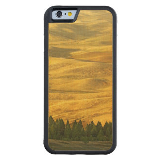 USA, Washington, Whitman County, Palouse, Wheat Carved Maple iPhone 6 Bumper Case