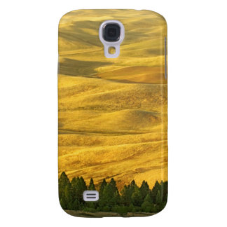 USA, Washington, Whitman County, Palouse, Wheat Galaxy S4 Case