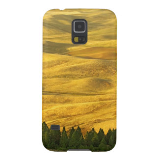 USA, Washington, Whitman County, Palouse, Wheat Galaxy S5 Case