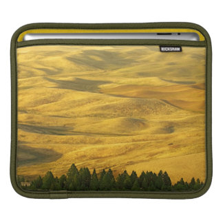 USA, Washington, Whitman County, Palouse, Wheat iPad Sleeve