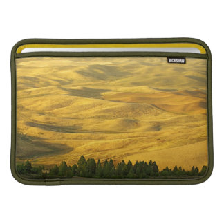 USA, Washington, Whitman County, Palouse, Wheat MacBook Sleeve