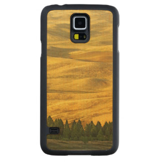 USA, Washington, Whitman County, Palouse, Wheat Maple Galaxy S5 Case