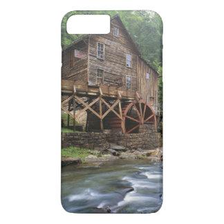 USA, West Virginia, Babcock SP. Rustic Glade iPhone 8 Plus/7 Plus Case