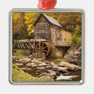 USA, West Virginia, Clifftop. Babcock State 2 Christmas Ornament