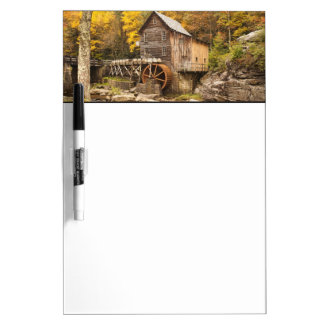 USA, West Virginia, Clifftop. Babcock State 2 Dry Erase Board