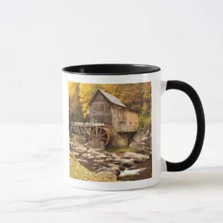 USA, West Virginia, Clifftop. Babcock State 2 Mug