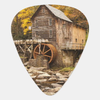 USA, West Virginia, Clifftop. Babcock State 2 Plectrum