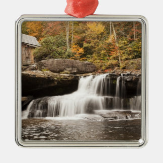 USA, West Virginia, Clifftop. Babcock State Christmas Ornament