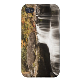 USA, West Virginia, Clifftop. Babcock State iPhone 4 Case