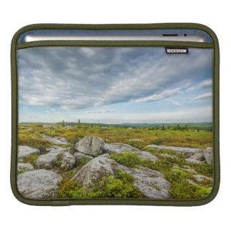USA, West Virginia, Davis. Landscape In Dolly iPad Sleeve