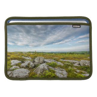 USA, West Virginia, Davis. Landscape In Dolly MacBook Air Sleeve