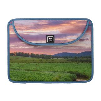 USA, West Virginia, Davis. Landscape Sleeves For MacBook Pro