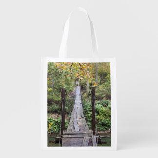 USA, West Virginia, New Richmond. National Reusable Grocery Bag