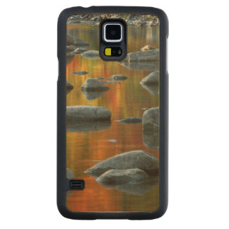 USA, West Virginia, Spruce Knob-Seneca Rocks 3 Carved Maple Galaxy S5 Case