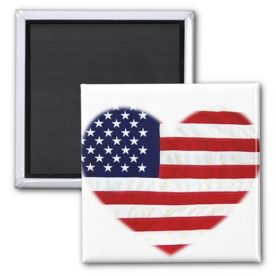 USA with Love_ Magnet