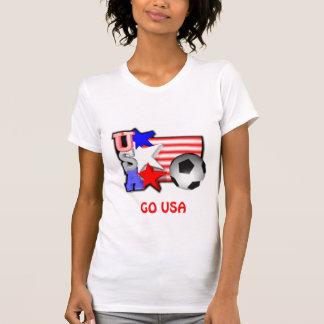 USA WOMEN SOCCER STARS make America shine Tshirt