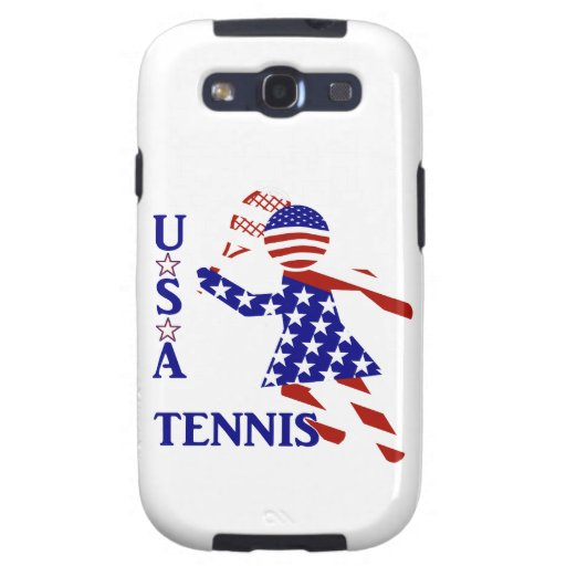 USA Women's Tennis Samsung Galaxy S3 Case