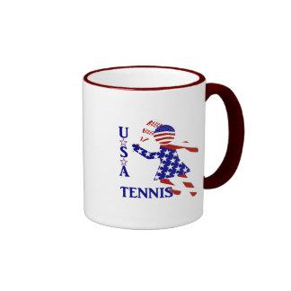 USA Women's Tennis Mug