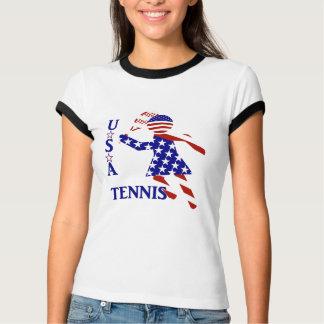 USA Women's Tennis Tees