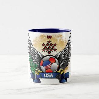 USA World Cup Soccer Mug