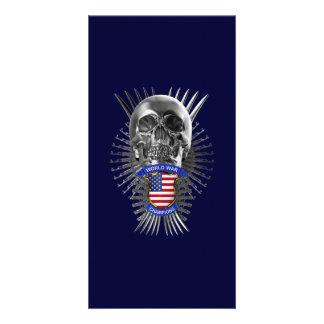 USA World War Champions Photo Card