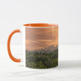USA, Wyoming, Grand Teton National Park 1 Mug