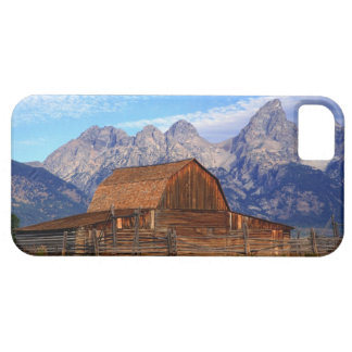 USA, Wyoming, Grand Teton National Park. Case For The iPhone 5