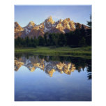 USA, Wyoming, Grand Teton National Park. Grand