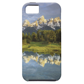 USA, Wyoming, Grand Teton National Park. Grand 2 iPhone 5 Cases