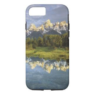 USA, Wyoming, Grand Teton National Park. Grand 2 iPhone 7 Case