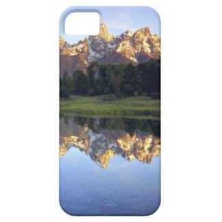 USA, Wyoming, Grand Teton National Park. Grand iPhone 5 Cases