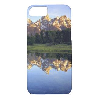 USA, Wyoming, Grand Teton National Park. Grand iPhone 7 Case