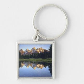 USA, Wyoming, Grand Teton National Park. Grand Key Ring