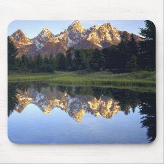 USA, Wyoming, Grand Teton National Park. Grand Mousepad
