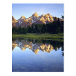 USA, Wyoming, Grand Teton National Park. Grand Postcard