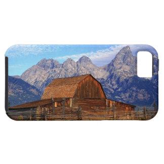 USA, Wyoming, Grand Teton National Park. iPhone 5 Case