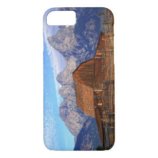 USA, Wyoming, Grand Teton National Park. iPhone 8/7 Case