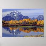 USA, Wyoming, Grand Teton National Park. Mt.