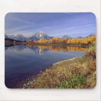 USA, Wyoming, Grand Teton National Park. Mt. 2 Mouse Pad