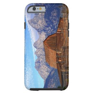 USA, Wyoming, Grand Teton National Park. Tough iPhone 6 Case