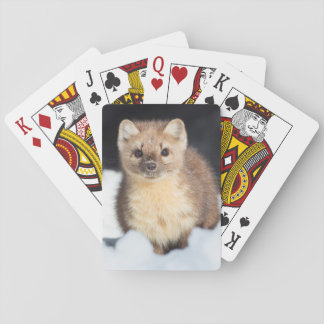 USA, Wyoming, Yellowstone National Park 2 Playing Cards