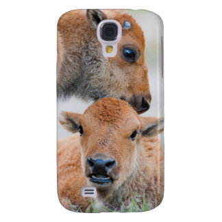 USA, Wyoming, Yellowstone National Park, A bison Galaxy S4 Case