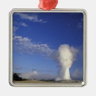 USA, Wyoming. Yellowstone National Park. Old Christmas Ornament