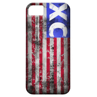 USA XC Cross Country Barely There iPhone 5 Case