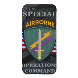 usacapoc special ops civil affairs i iPhone 5/5S cover