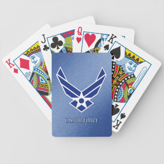 USAF Bicycle Playing Cards