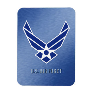 USAF Flexible Photo Magnet