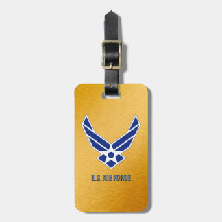 USAF Luggage Tag