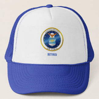 USAF Retired Hat